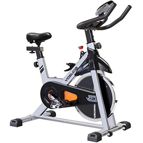 YOSUDA Indoor Cycling Bike Stationary - Cycle Bike with Ipad Mount & Comfortable Seat Cushion...