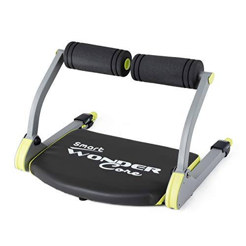 WONDER CORE Smart : Body Muscle Toning + Cardio - Fitness Equipment - Compact & Portable -...