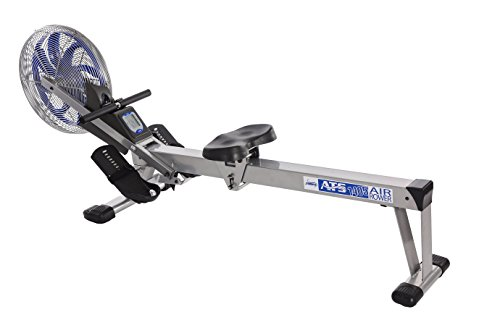 Stamina 35-1405 ATS Air Rower 1405 Rowing Machine, Air Resistance, LCD Fitness Monitor, Folding...
