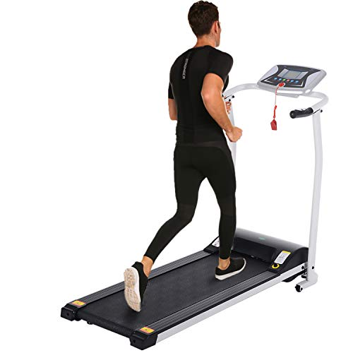 Aceshin Treadmill for Walking, Folding Treadmills for Small Spaces, Motorized Fitness Compact...