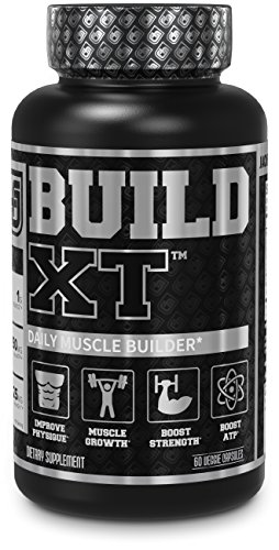 Build-XT Muscle Builder - Daily Muscle Building Supplement for Muscle Growth and Strength |...