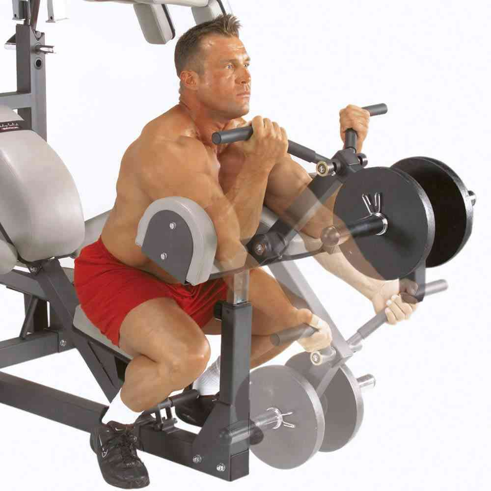 Body Solid Leverage Gym Review