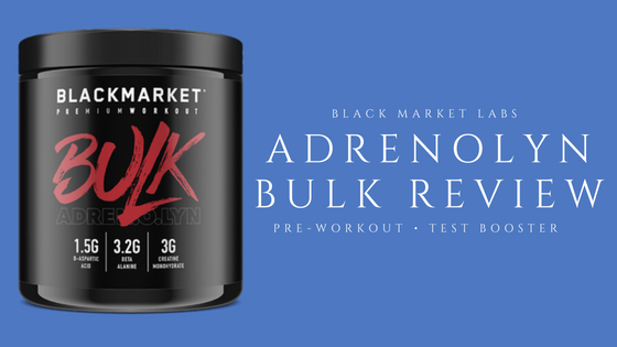 AdreNOlyn Bulk Review