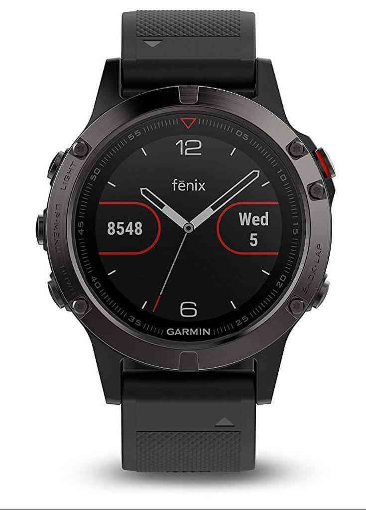 garmin fenix 5 vs suunto 9