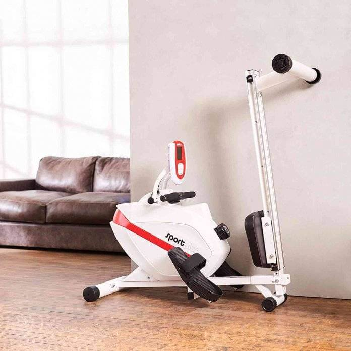 sportplus rowing machine review