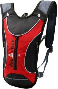 Hydration Pack with 2L BPA- Free Water Bladder