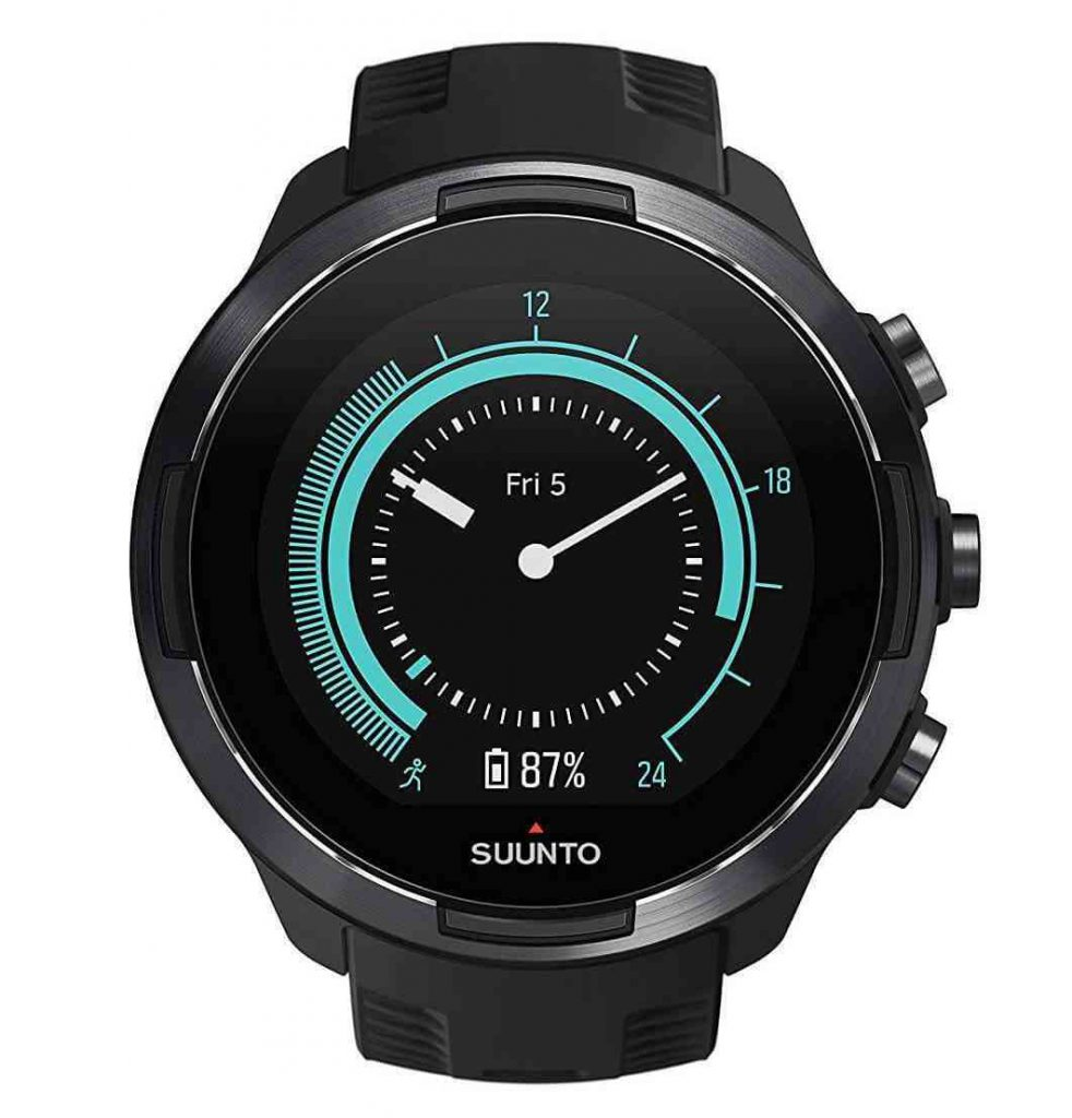 Suunto 9 vs Garmin Fenix 5