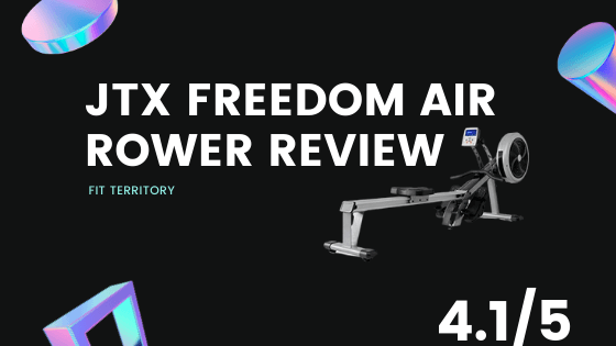 jtx freedom air rowing machine review