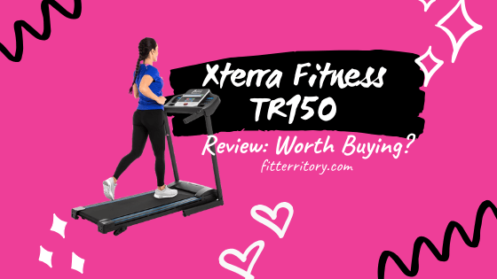 Xterra Fitness TR150 Review