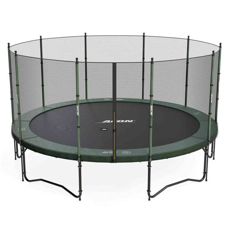 high weight limit trampolines