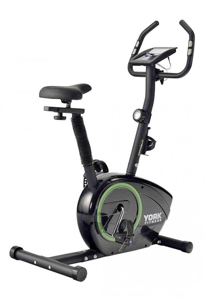 York Fitness Active 110 Exercise Bike Review