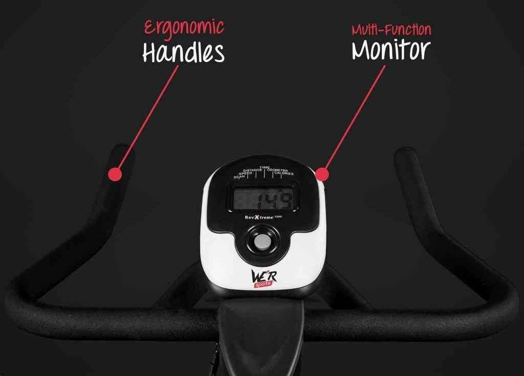 We R Sports Exercise Bike Review