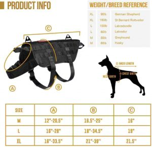 Best Weighted Vest for Dogs