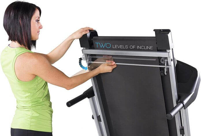 Intrepid i300 Treadmill Review