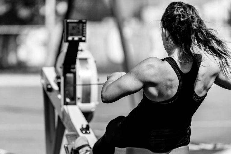 rowing machine exercise benefits
