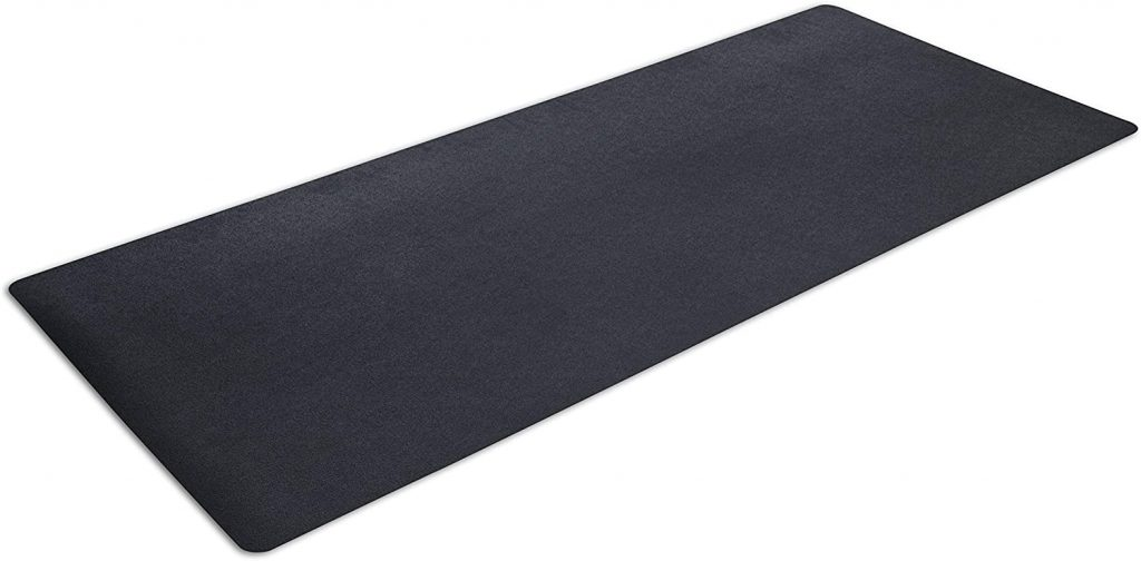 best treadmill mat floor protection and noise reduction