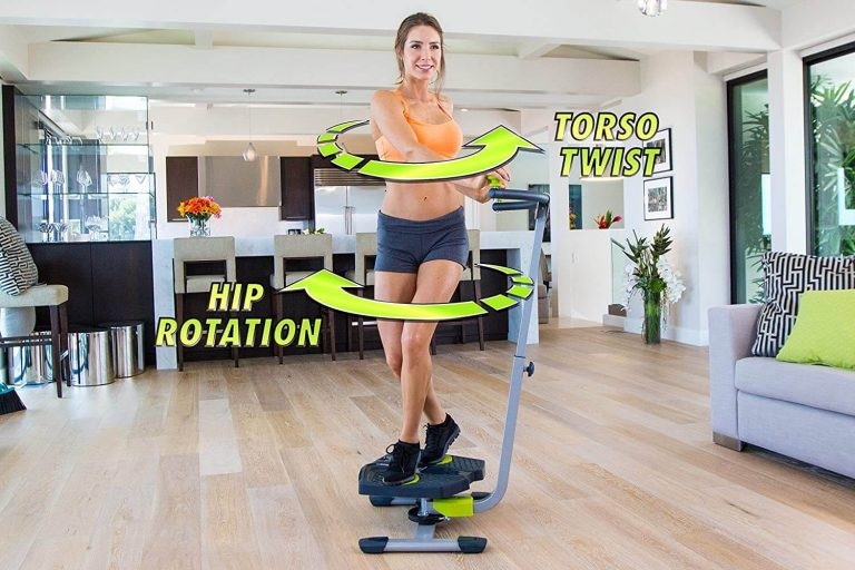 Twist & Shape Abs Trainer