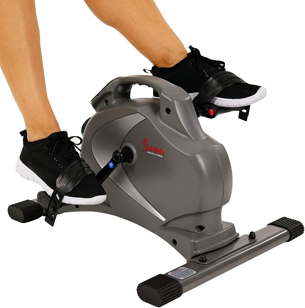 mini ellipticals with resistance bands
