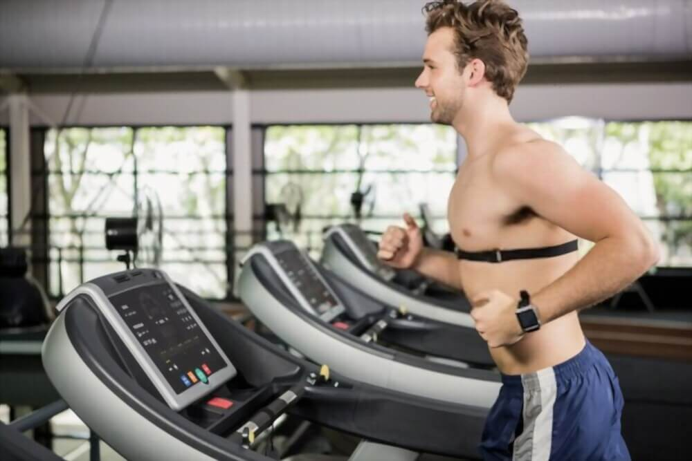 How to measure Heart Rate on Treadmill?