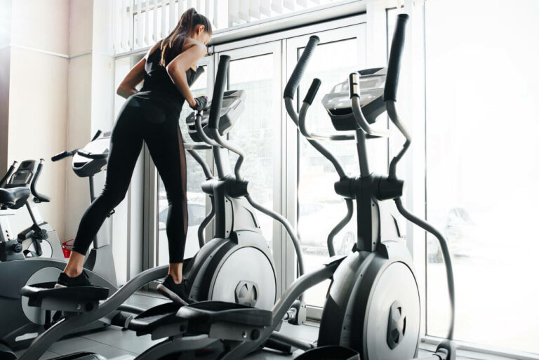 How to make Elliptical Quieter